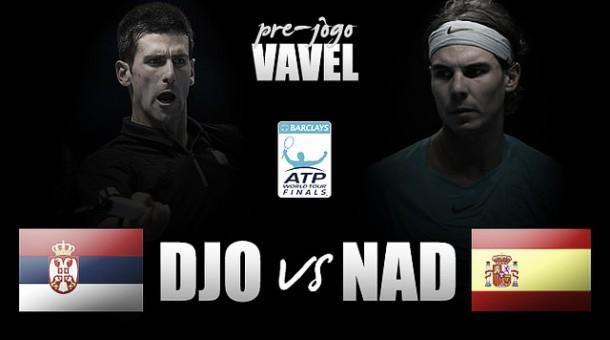 Novak Djokovic - Rafael Nadal: buscando grietas en el muro serbio
