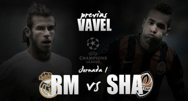 Il Real Madrid affronta lo Shakhtar, la prima di Benitez
