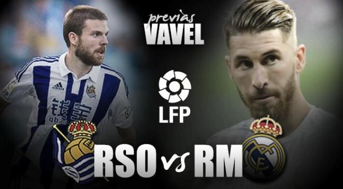 Previa Real Sociedad - Real Madrid: el honor en la victoria