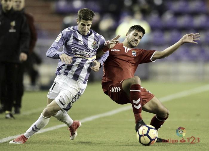 Previa Real Valladolid - Real Zaragoza: Una victoria para acabar bien el año
