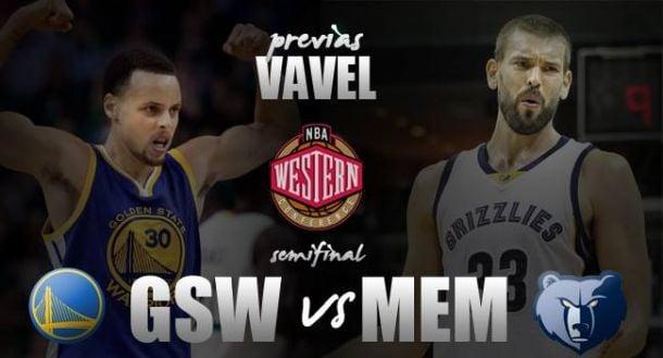 Golden State Warriors - Memphis Grizzlies: los favoritos contra los tapados