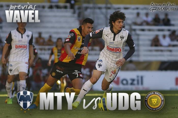 Previa Monterrey - Leones Negros: A dominar también en Copa