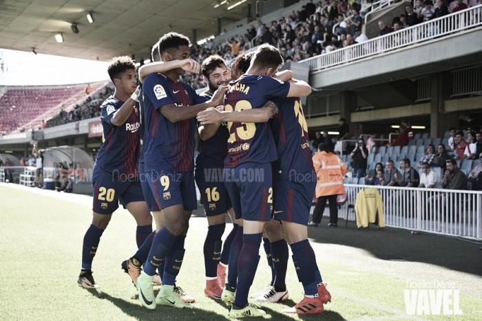 Previa FC Barcelona B – SD Huesca: a la caza del triunfo