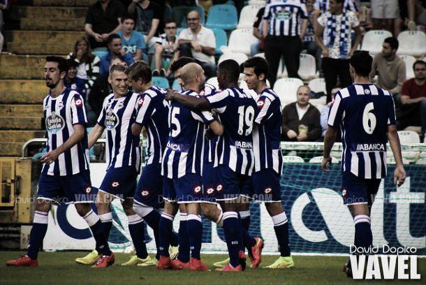 Deportivo de La Coruña - Getafe: Riazor quiere ser testigo del renacer herculino