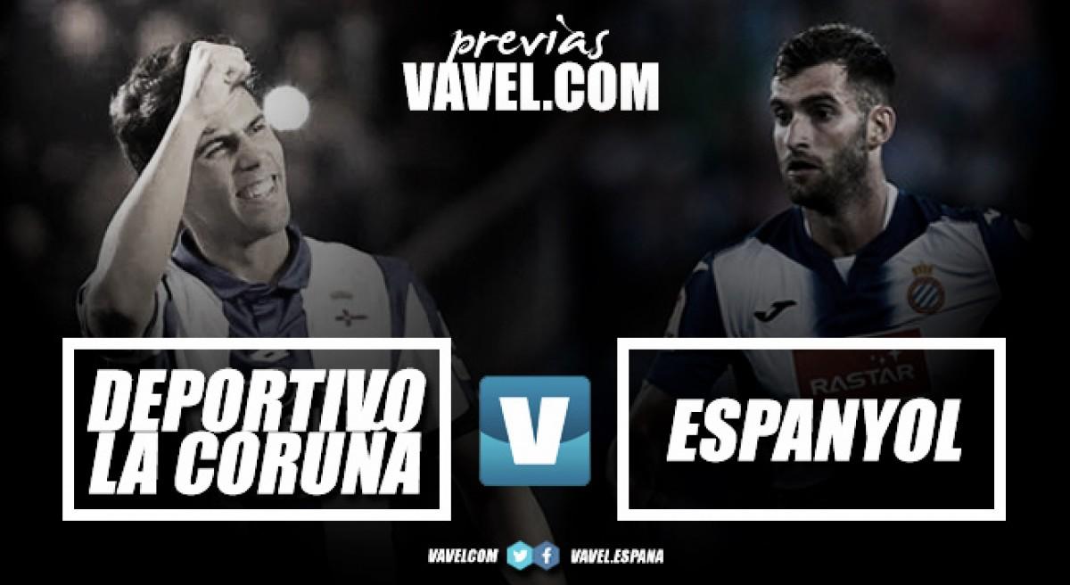 Previa Deportivo - Espanyol: solo vale sumar