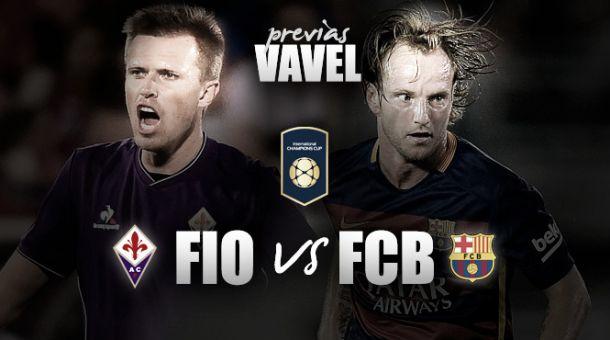 AC Fiorentina - FC Barcelona: la pretemporada continúa