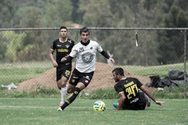 Leones Negros - Murciélagos: por tres puntos en la Copa