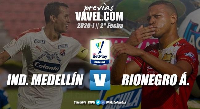 Previa Medellín vs. Rionegro Águilas: ambos equipos buscan ratificar un buen inicio