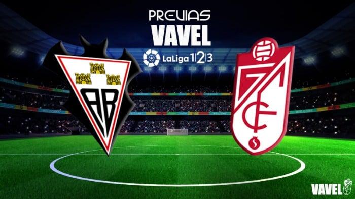 Previa Albacete Balompié-Granada CF: comienza la cuenta atrás
