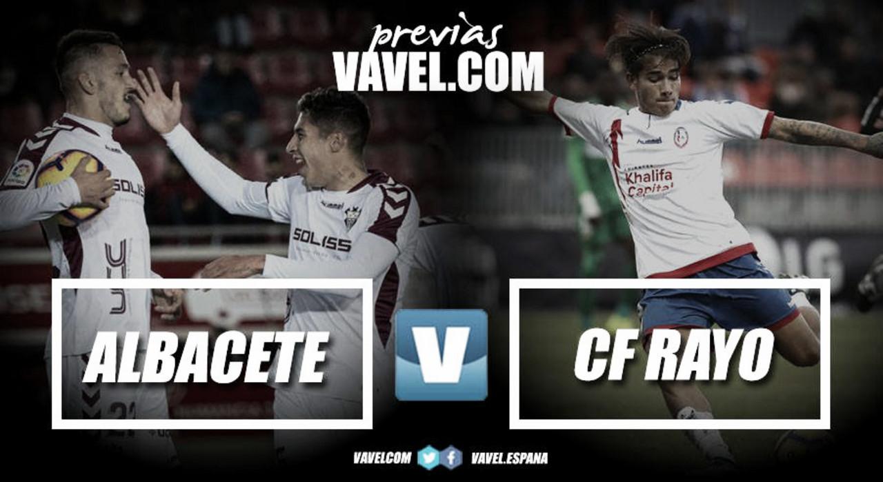 Previa Albacete - Rayo Majadahonda: romper la mala racha en el último partido del año