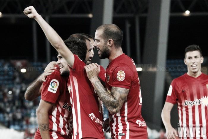 Previa UD Almería - SD Huesca: duelo directo para soñar con grandes aspiraciones