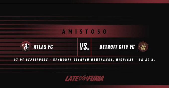 Previa Detroit City - Atlas: Duelo previo al Clásico