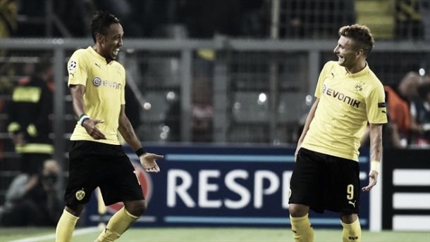Anderlecht - Borussia Dortmund: mismo objetivo, distintos fines
