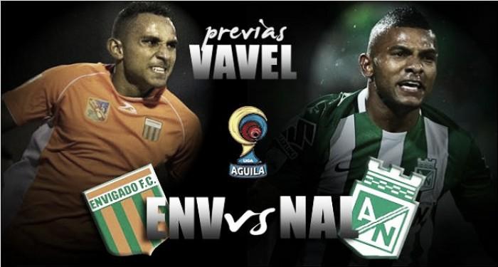 Envigado F.C. vs. Atlético Nacional: lo sorpresivo contra lo habitual