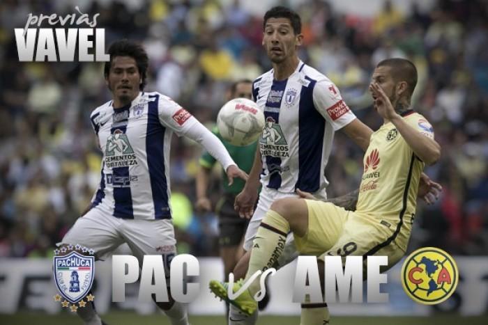 Previa Pachuca - América: duelazo para recomponer el camino