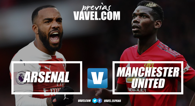 Image result for Arsenal vs Manchester United English Premier League 2019 Live