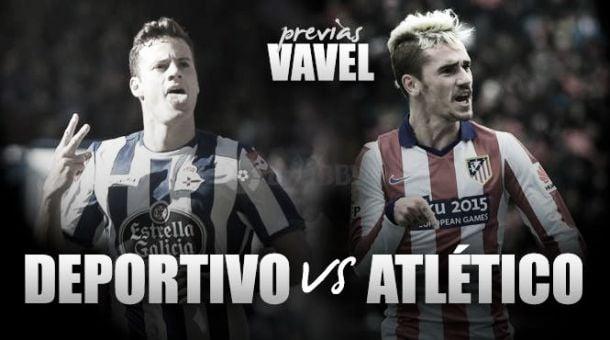 Deportivo de La Coruña - Atlético de Madrid: ilusión y reencuentro