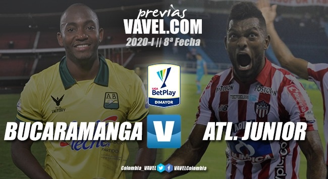 Previa Atlético Bucaramanga vs. Junior de Barranquilla: el triunfo, factor común para dos necesitados