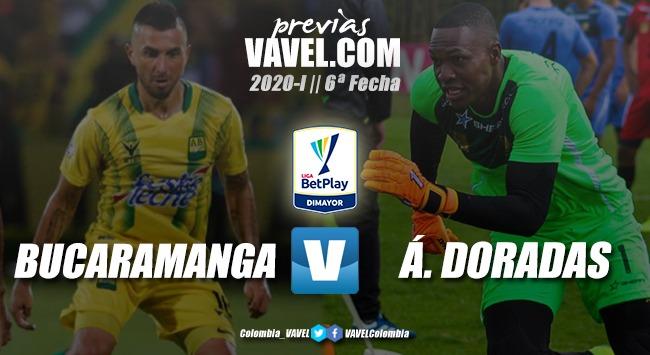 Previa Atlético Bucaramanga vs. Águilas Doradas: tres puntos para diferentes horizontes
