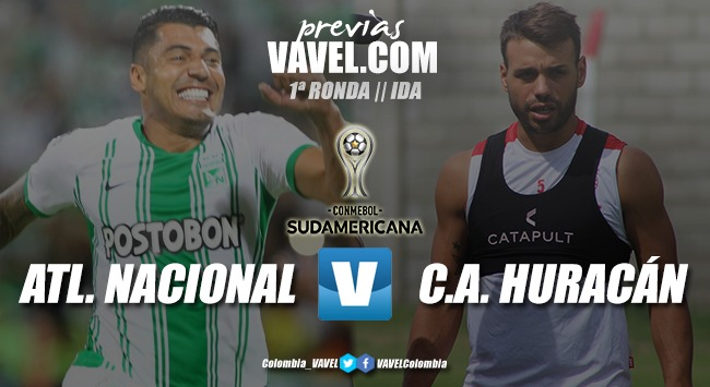 Previa Atlético Nacional vs. Club Atlético Huracán: un duelo entre dos viejos conocidos