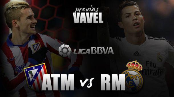 Atlético de Madrid - Real Madrid: un derbi para agitar las alas