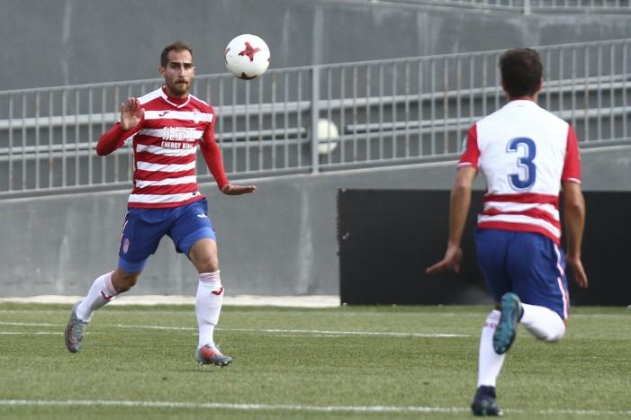 UD Melilla - Granada CF 'B': terminar el año ganando