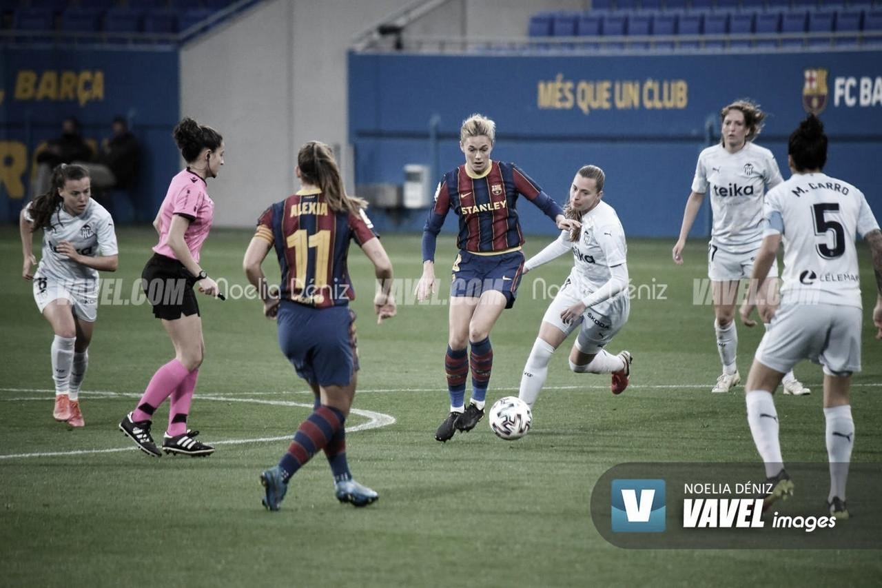 Previa Sevilla FC F vs FC Barcelona F: partido puente de Champions