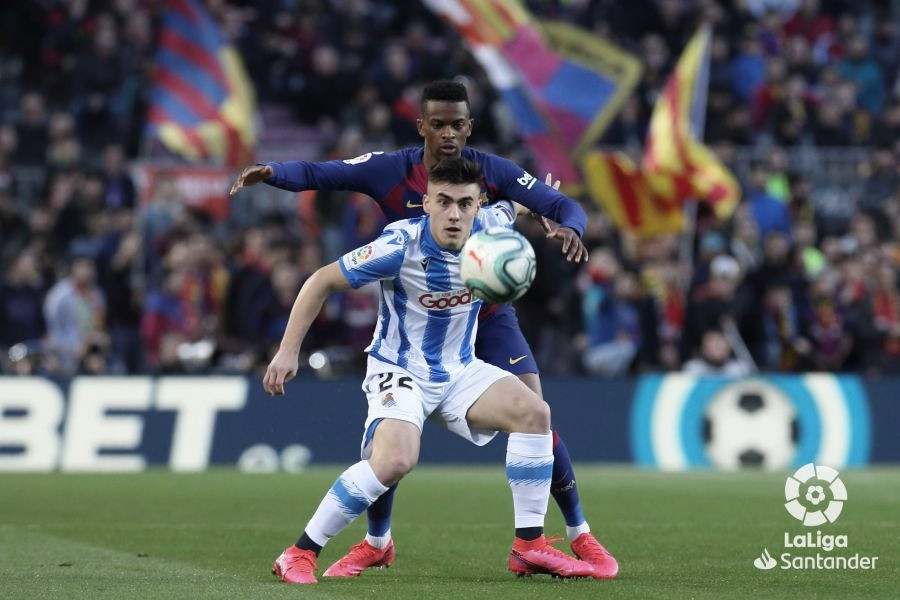 Previa FC Barcelona - Real Sociedad: duelo de altura