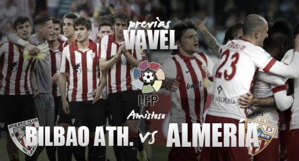 Bilbao Athletic - UD Almería: partido con sabor a Segunda