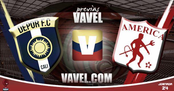 Depor FC - América de Cali: el retorno al Pascual