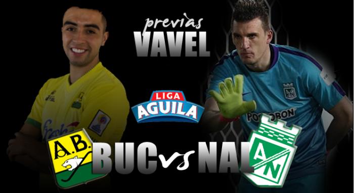 Atlético Bucaramanga vs Atlético Nacional: Los 'verdolagas' debutan en el 2017
