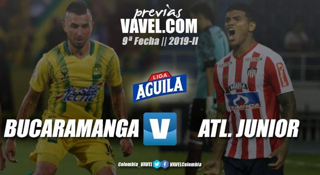Previa Atlético Bucaramanga vs. Atlético Junior: dos equipos que necesitan sumar de a tres