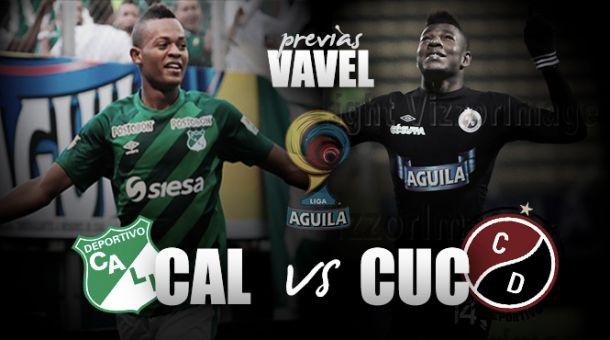 Deportivo Cali - Cúcuta Deportivo: los gloriosos buscan la gloria