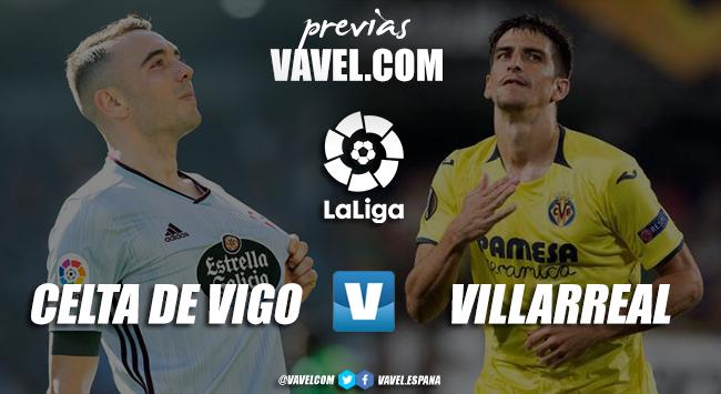 Previa RC Celta de Vigo – Villarreal CF: los amarillos buscarán acabar con la mala racha