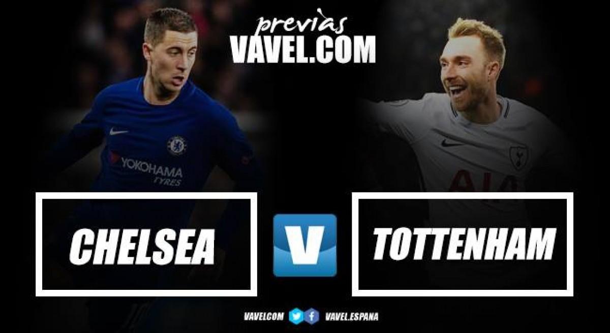 Chelsea faz dérbi com Tottenham em briga direta por vaga na Champions League