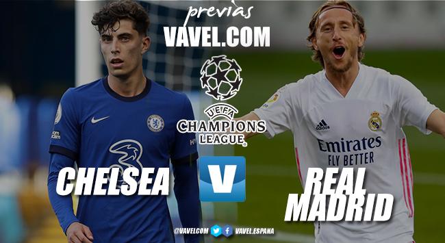 Previa Chelsea vs Real Madrid: la Batalla de Stamford Bridge