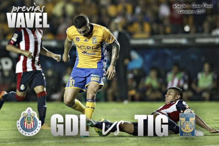 ¡Chivas campeón!; derrotan 2-1 a Tigres: suman 12avo título