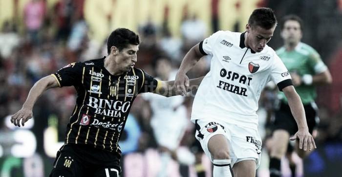 """Colón - Olimpo: """"Ácido"""" y """"Dulce"""""""