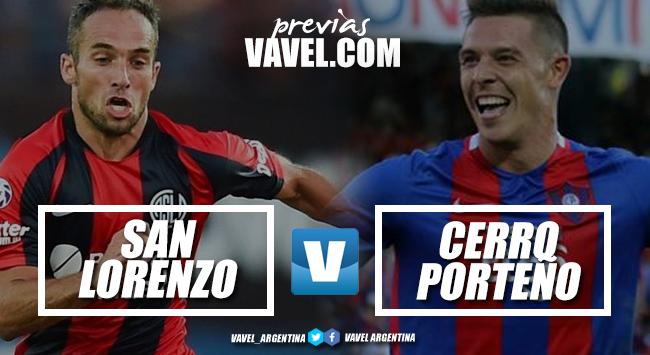 Previa San Lorenzo - Cerro Porteño: comienza un nuevo sueño