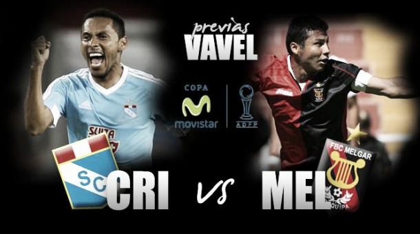 Sporting Cristal - Melgar: Duelo de favoritos en el Alberto Gallardo