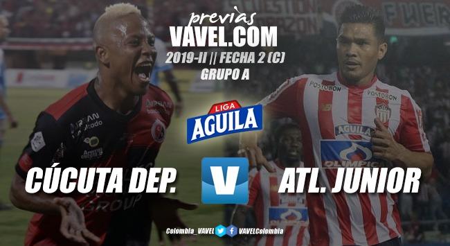 Previa Cúcuta Deportivo vs. Junior de Barranquilla: dos equipos a los que solo les sirve ganar
