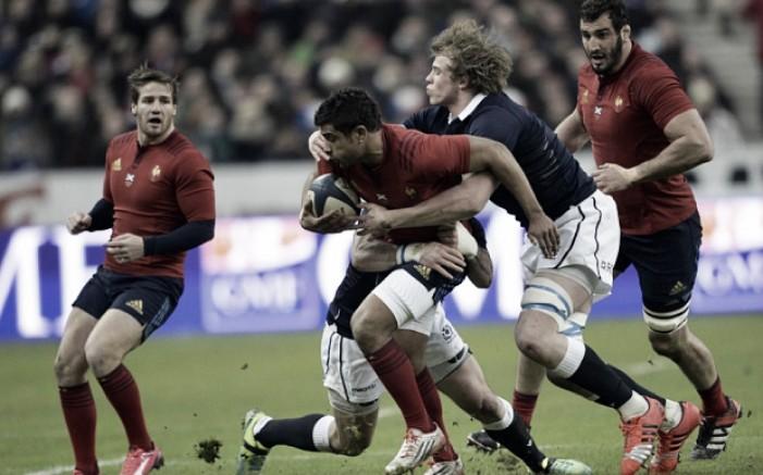 Torneo de las Seis Naciones 2016: Francia visita a Escocia con el objetivo de llegar con vida a la última fecha