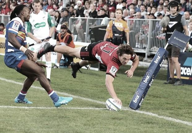 Stormers-Crusaders y Lions-Highlanders, los dos grandes cruces de la décima cuarta semana del Super Rugby