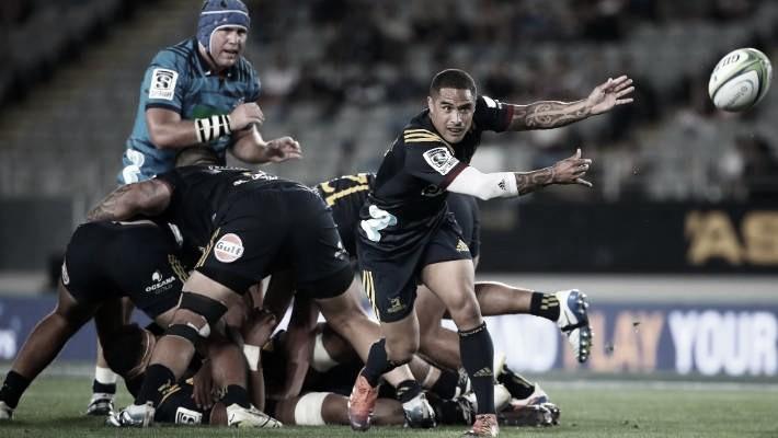 Highlanders-Blues, el gran clásico de la décima semana del Super Rugby