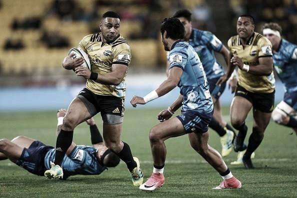 Blues-Hurricanes, un clásico clave en la décima tercera semana del Super Rugby