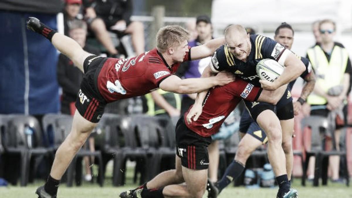 Crusaders-Highlanders, el gran atractivo de la decimoctava semana del Super Rugby