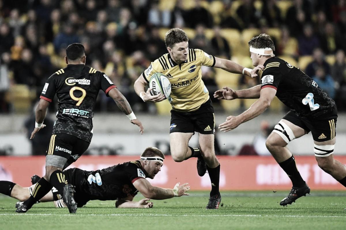 Con los cuartos de final en la mira, Chiefs y Hurricanes encienden la decimonovena semana del Super Rugby