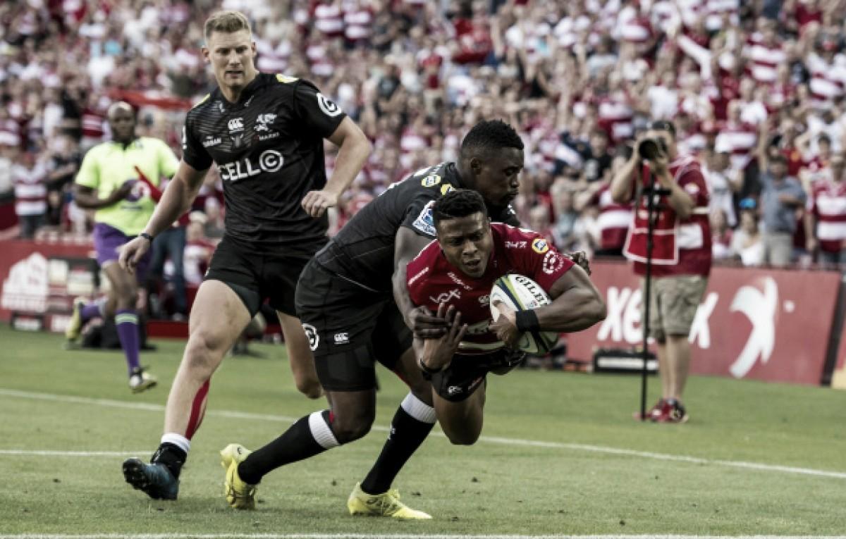 Sharks y Lions, rivales directos de Jaguares, animan la decimoséptima semana del Super Rugby