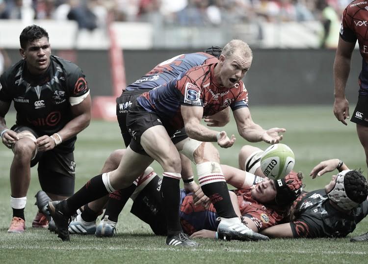 Lions-Sharks, la función principal en la octava semana del Super Rugby