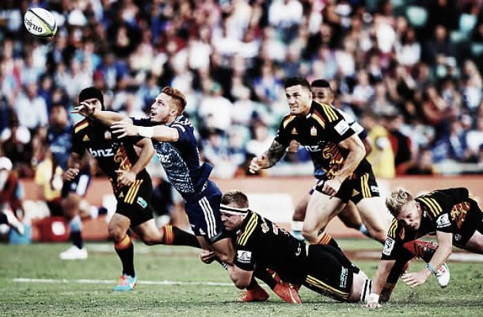 Super Rugby 2016: séptima hora de juego